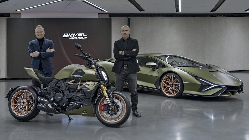 Ducati Diavel 1260 Lamborghini 4