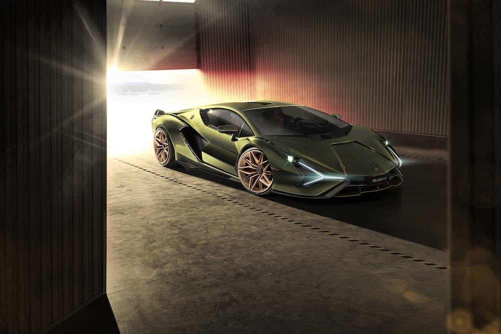 Ducati Diavel 1260 Lamborghini 5