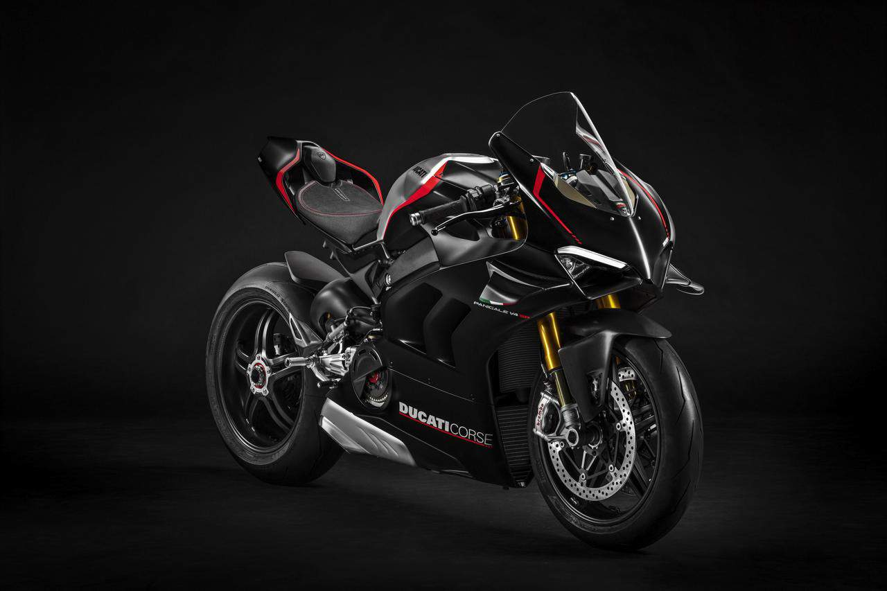 The Ducati Panigale V4 SP Will Haunt Your Dreams