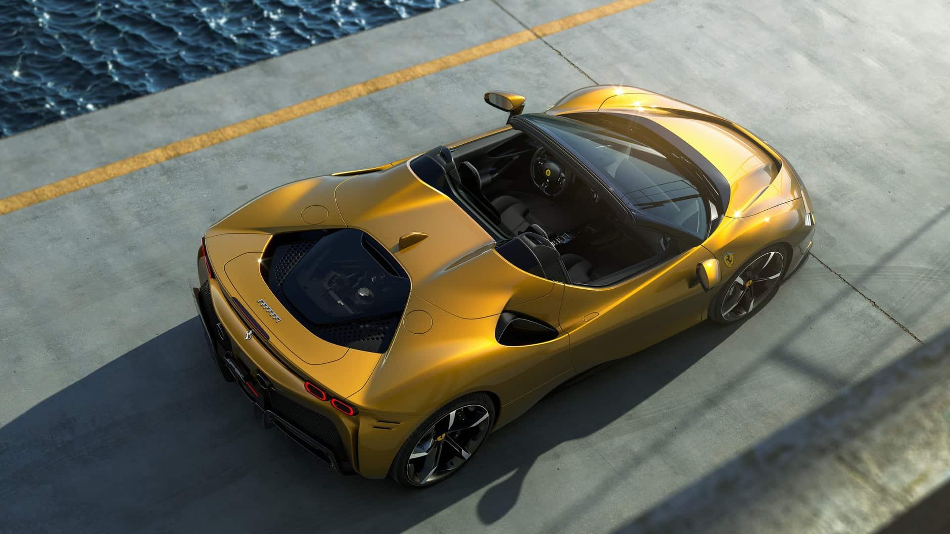 Ferrari SF90 Spider 5