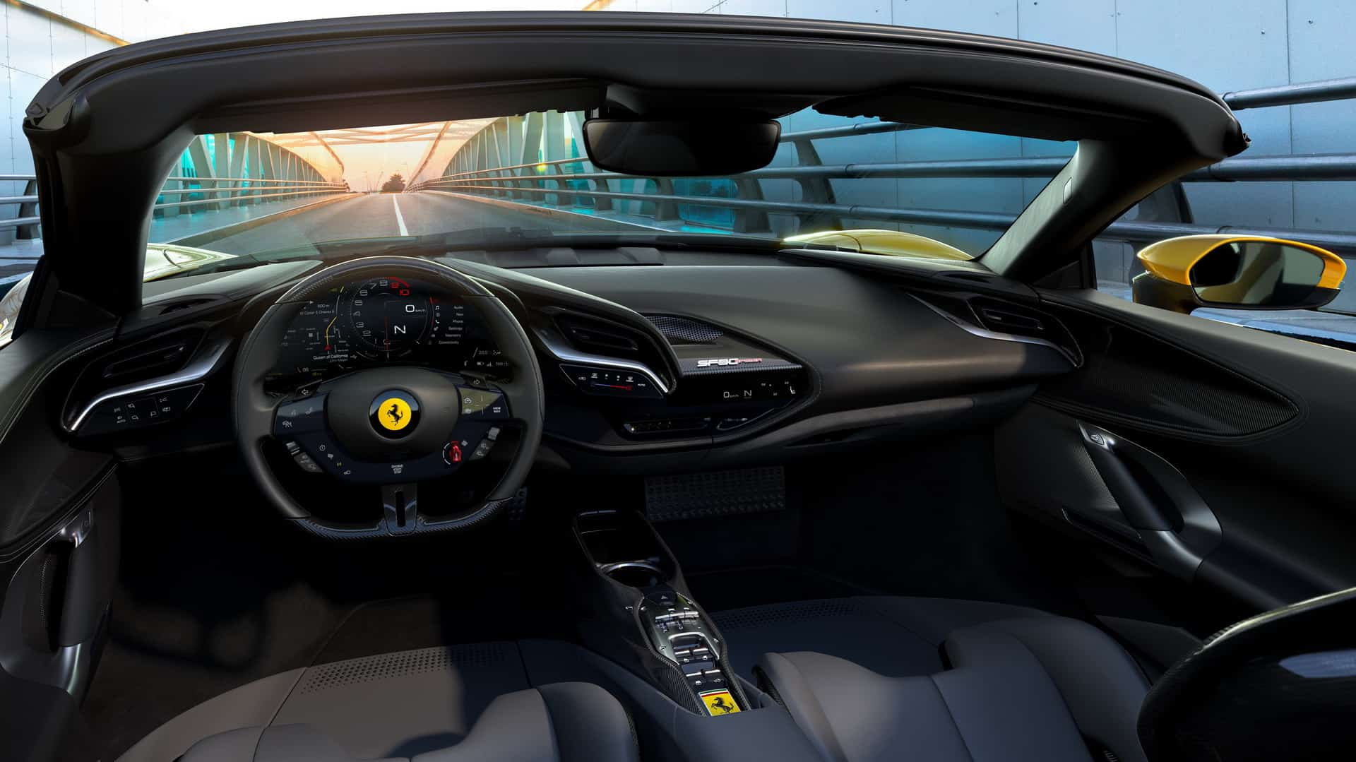 Ferrari SF90 Spider 7