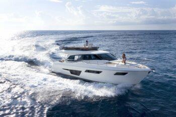 Ferretti Yachts 500 1
