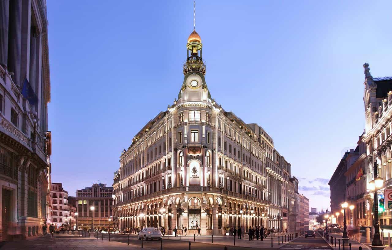 Four Seasons Hotel Madrid 1