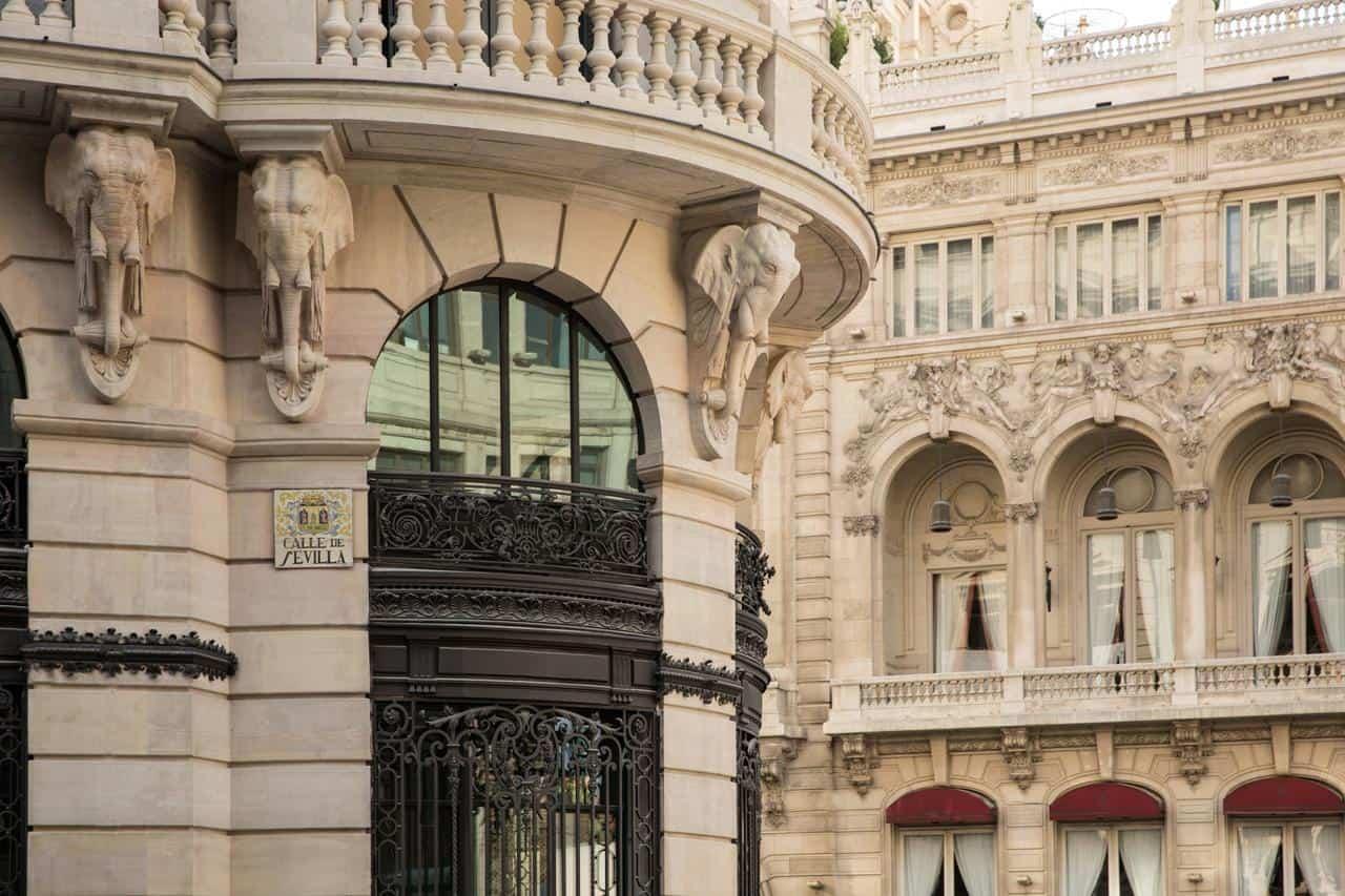 Four Seasons Hotel Madrid 2