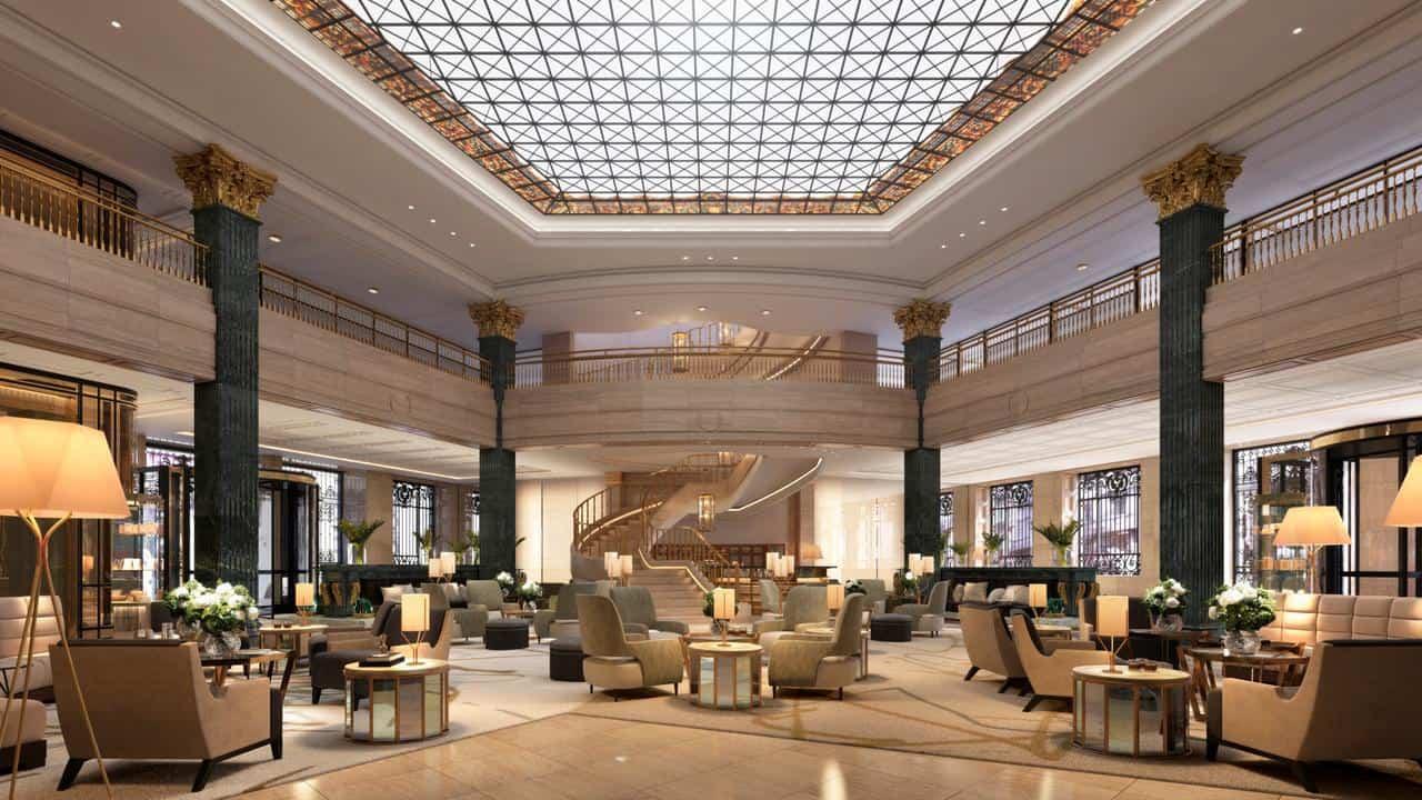 Four Seasons Hotel Madrid 3