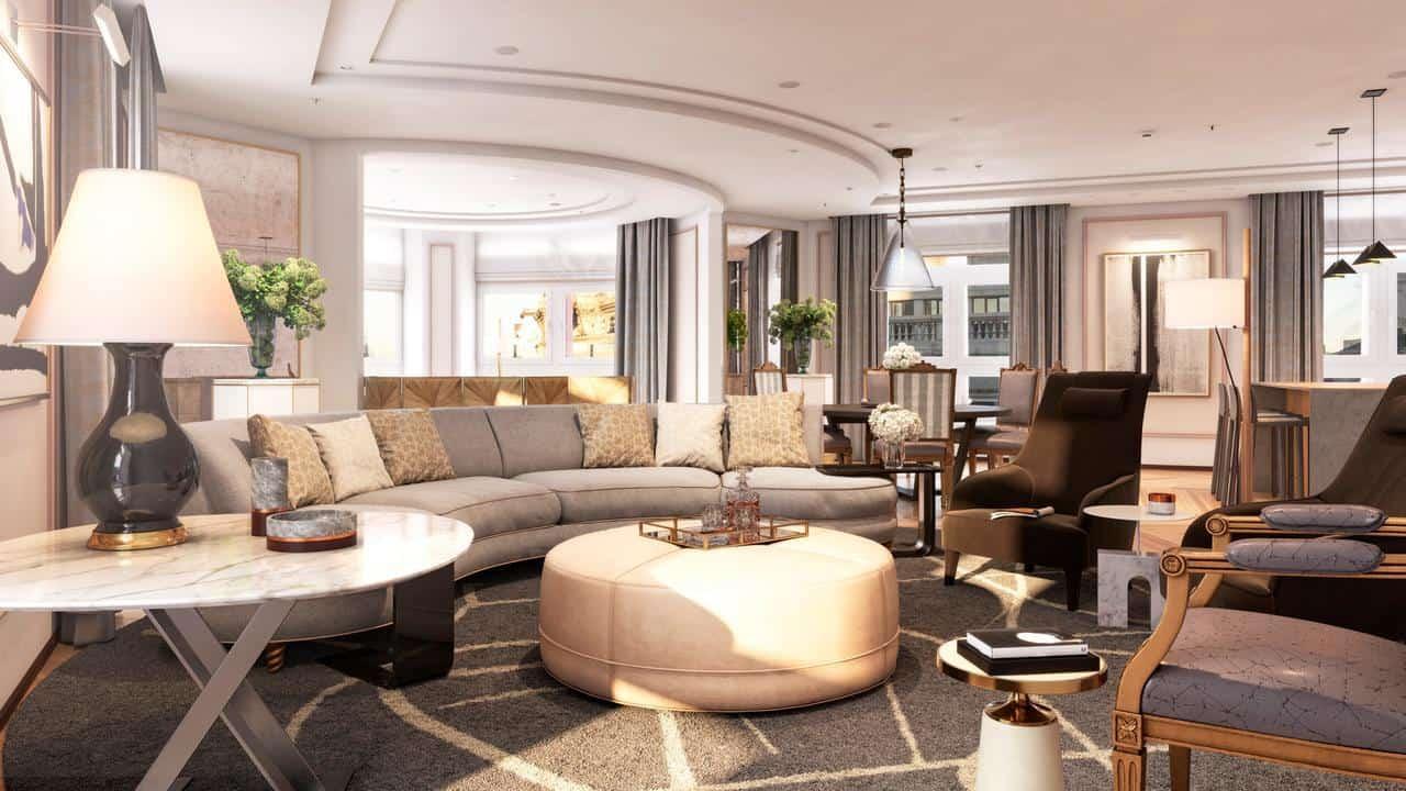 Four Seasons Hotel Madrid 8