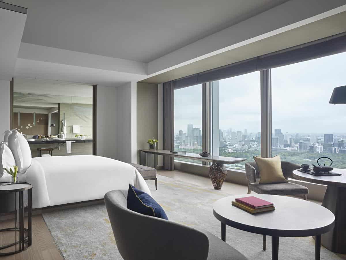 Four Seasons Hotel Tokyo at Otemachi 16