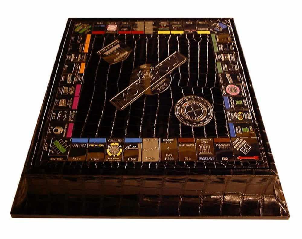 Geoffrey Parker Alligator Monopoly Set 1