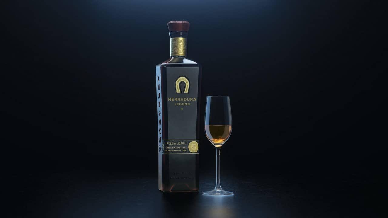 Tequila Herradura 1
