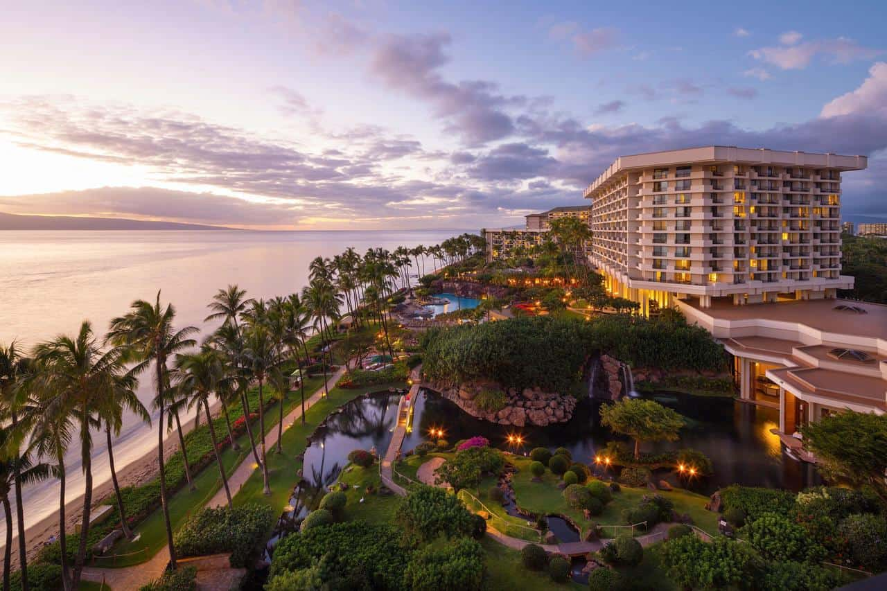 Hyatt Regency Maui Resort 1