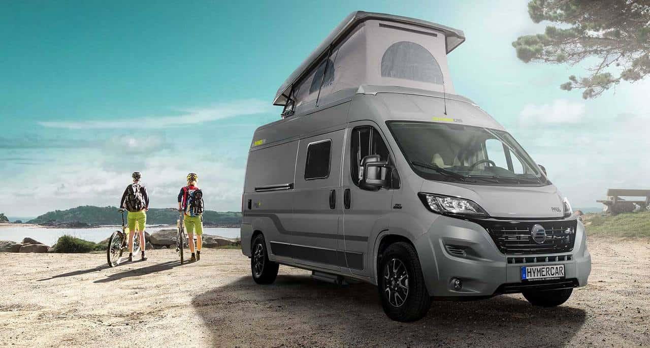Hymercar Camper Vans 1