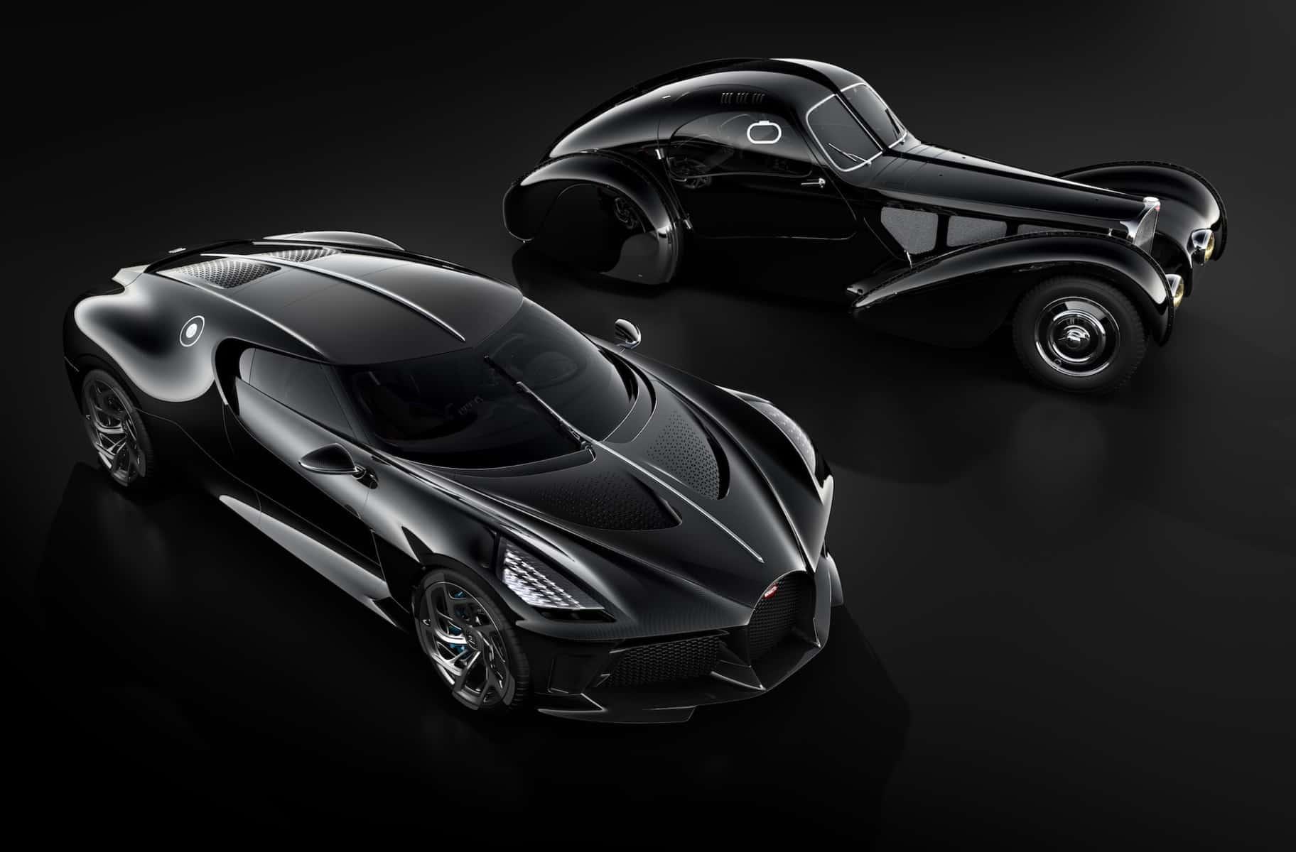 Jacob & Co. Twin Turbo Furious Bugatti La Montre Noire 3