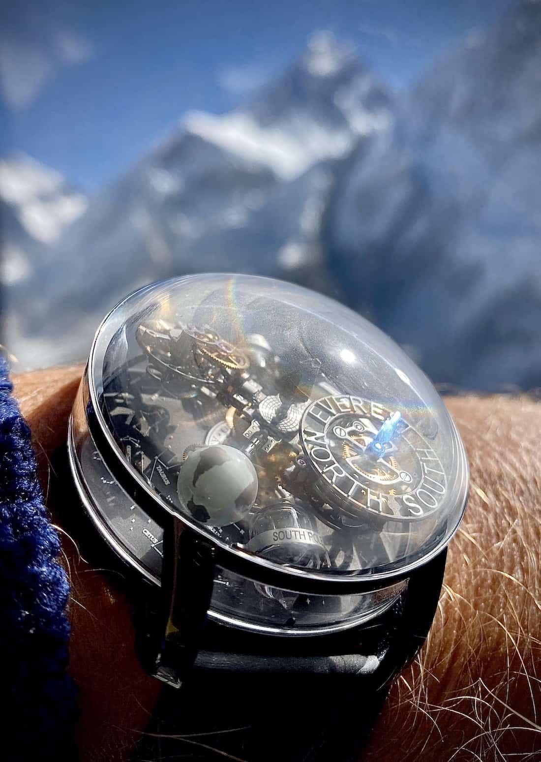 Jacob & Co.'s Astronomia Everest 5