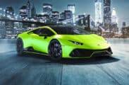 Lamborghini Huracán EVO Fluo Capsule 1