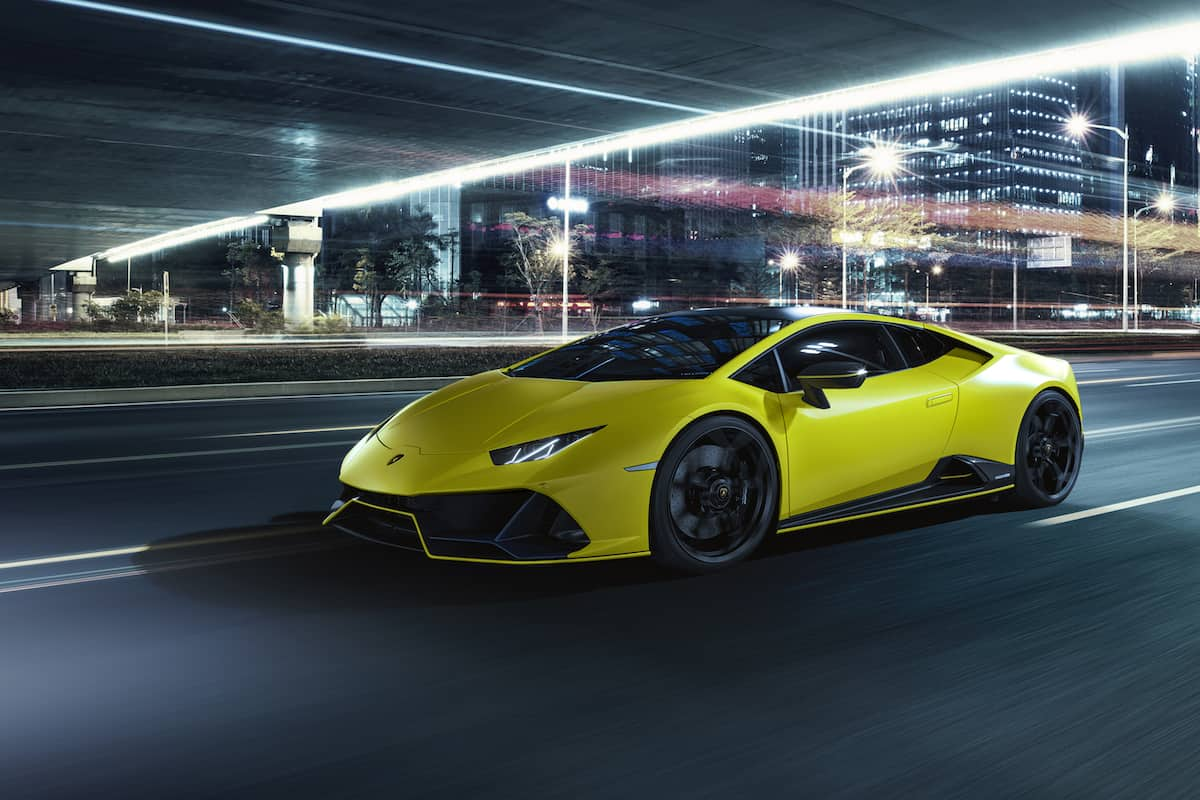 Lamborghini Huracán EVO Fluo Capsule 6