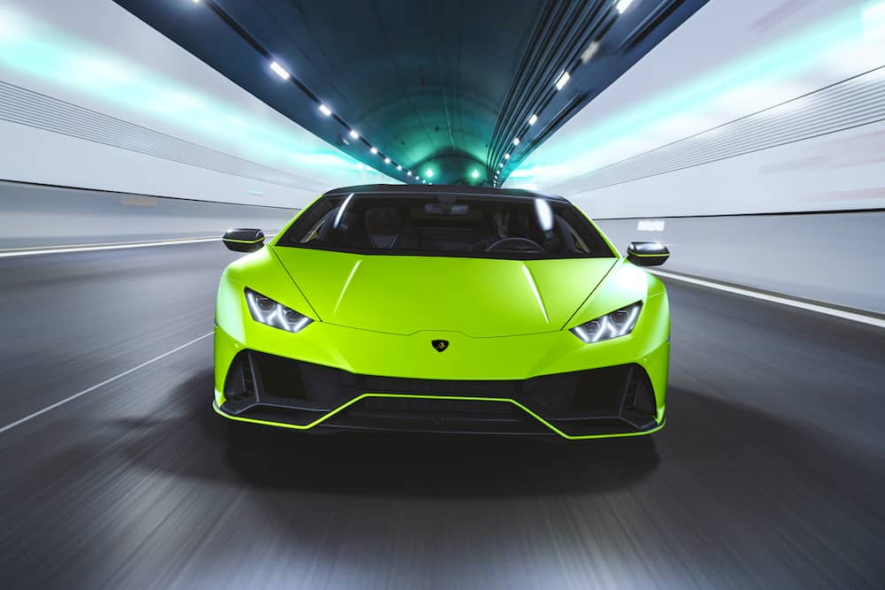 Lamborghini Huracán EVO Fluo Capsule 7