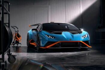 Lamborghini Huracan STO 1