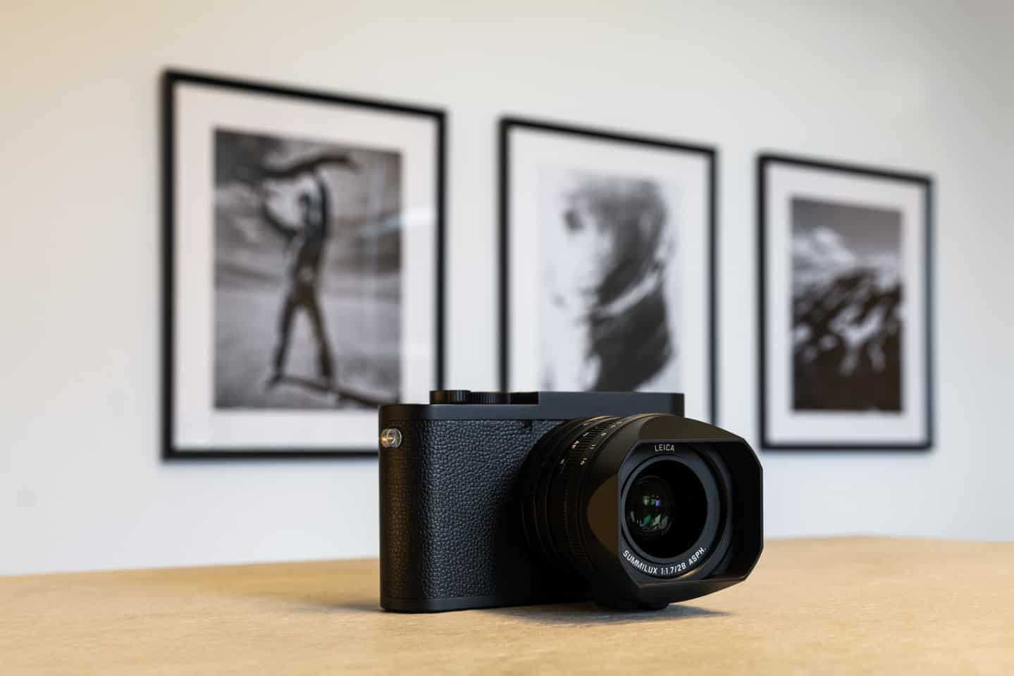 Leica Q2 Monochrom 2