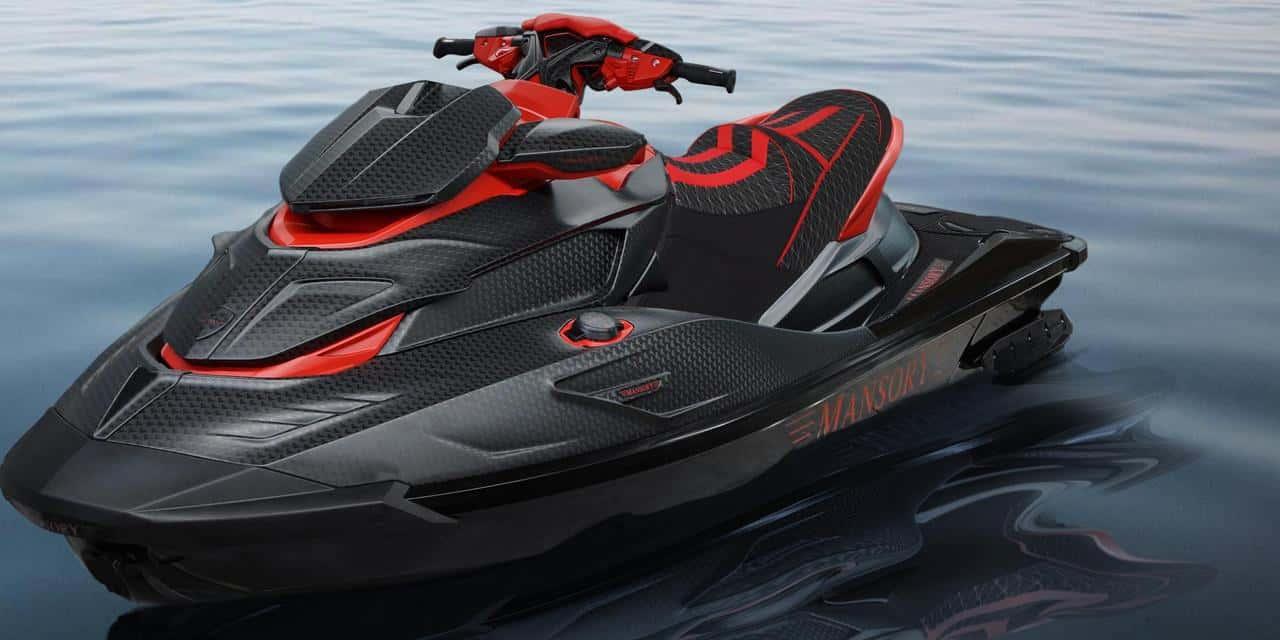 Mansory Black Marlin 550