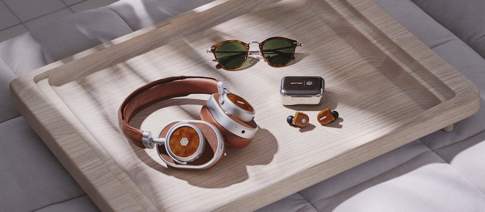 Master & Dynamic for Oliver Peoples 3