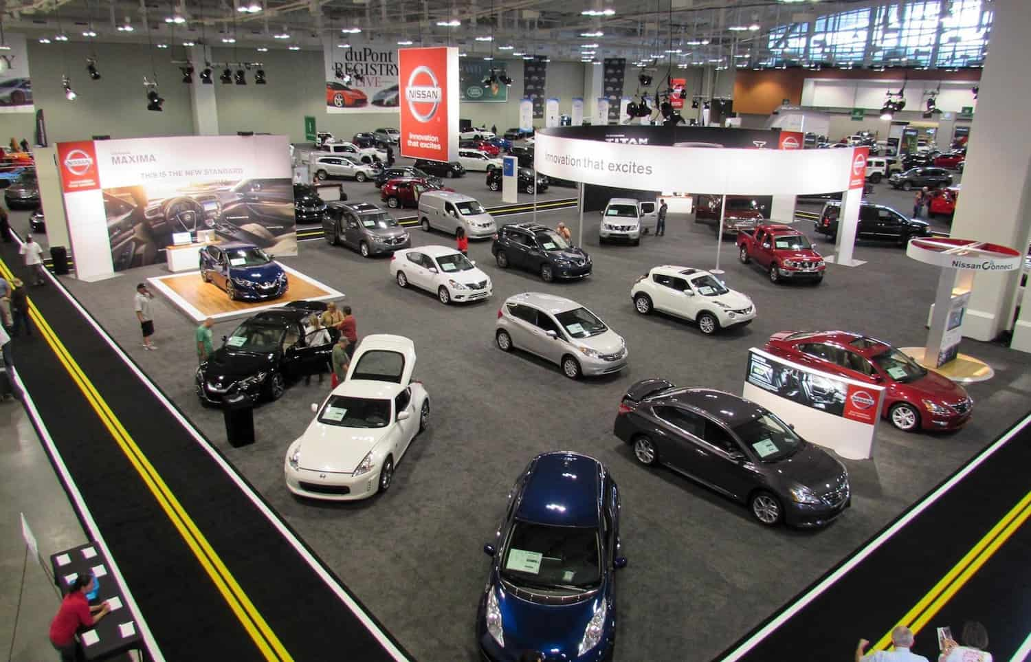 7 Things to Expect at the Nashville International Auto Show