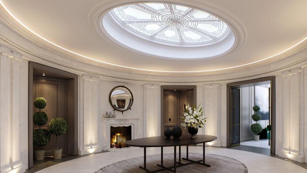 No. 1 Grosvenor Square penthouse 2