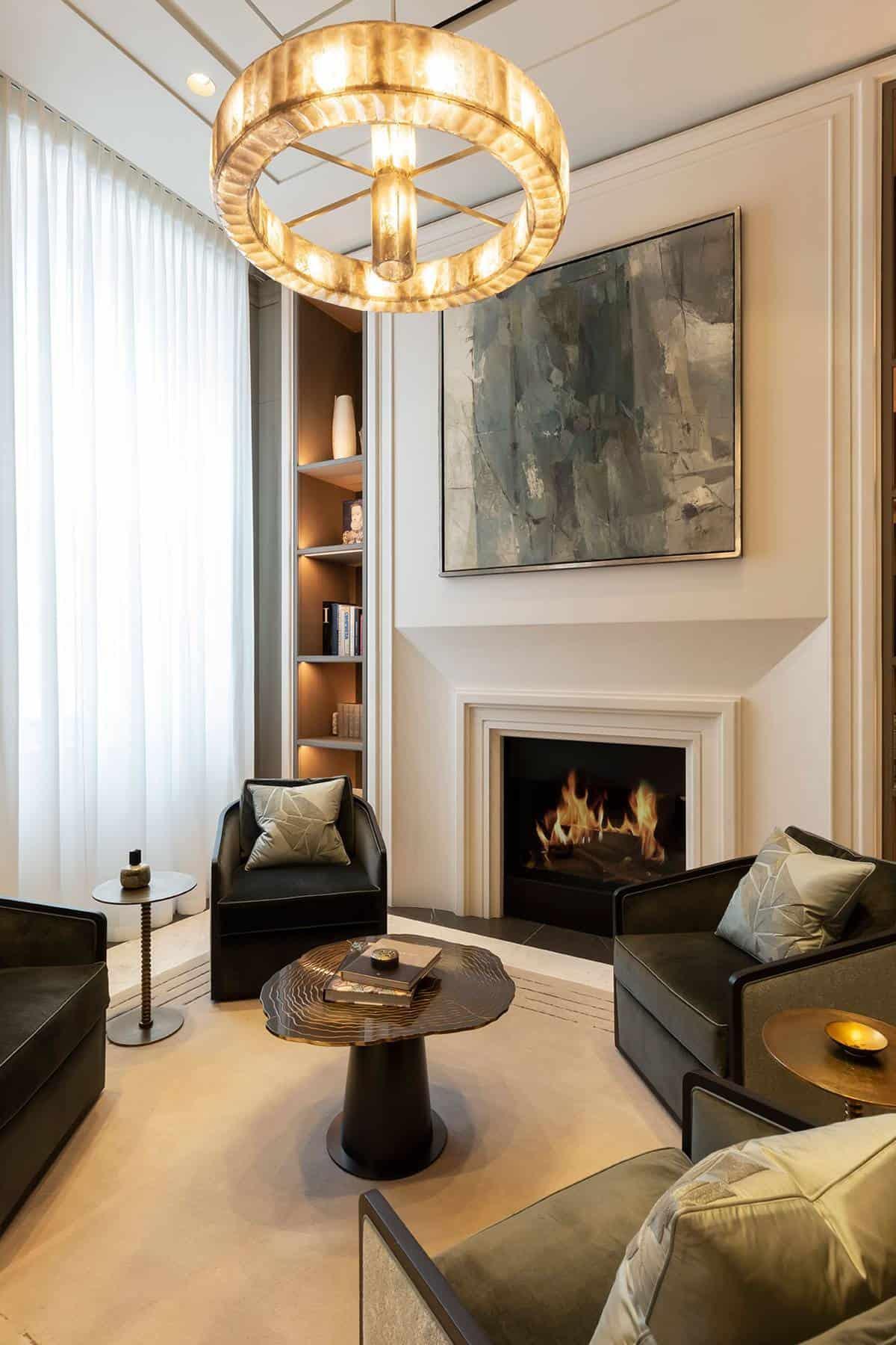 No. 1 Grosvenor Square penthouse 5