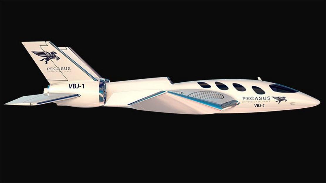 Pegasus Vertical Business Jet 11
