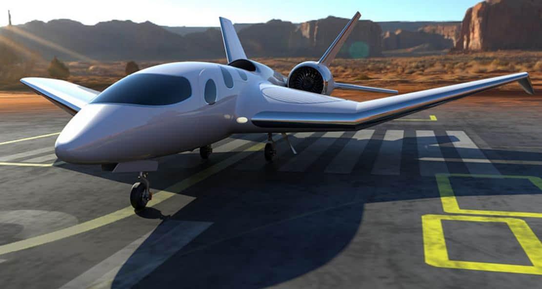 Pegasus Vertical Business Jet 12