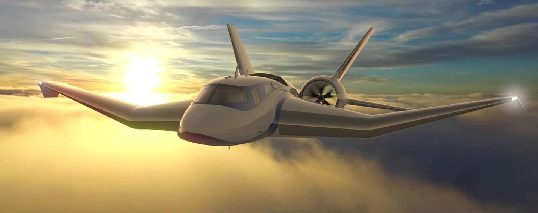 Pegasus Vertical Business Jet 2
