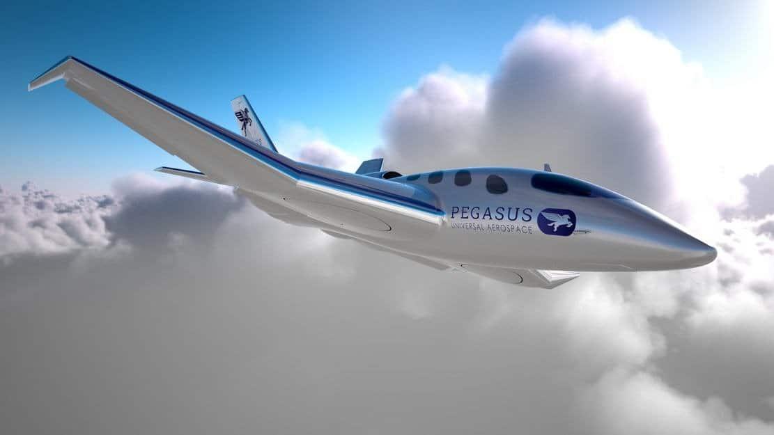 Pegasus Vertical Business Jet 3