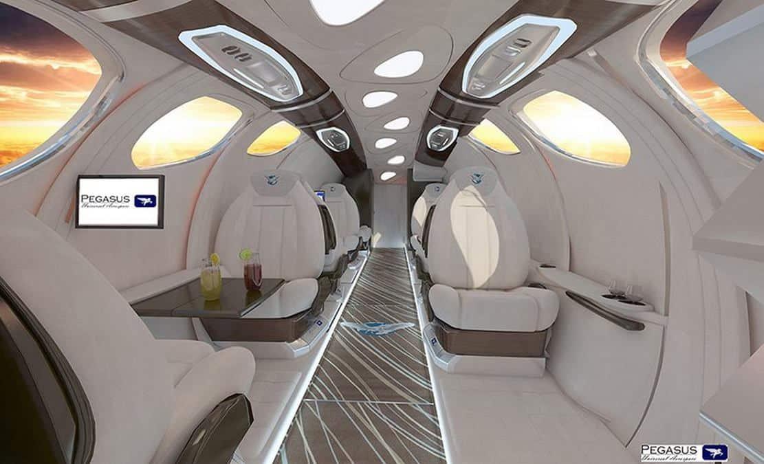 Pegasus Vertical Business Jet 4