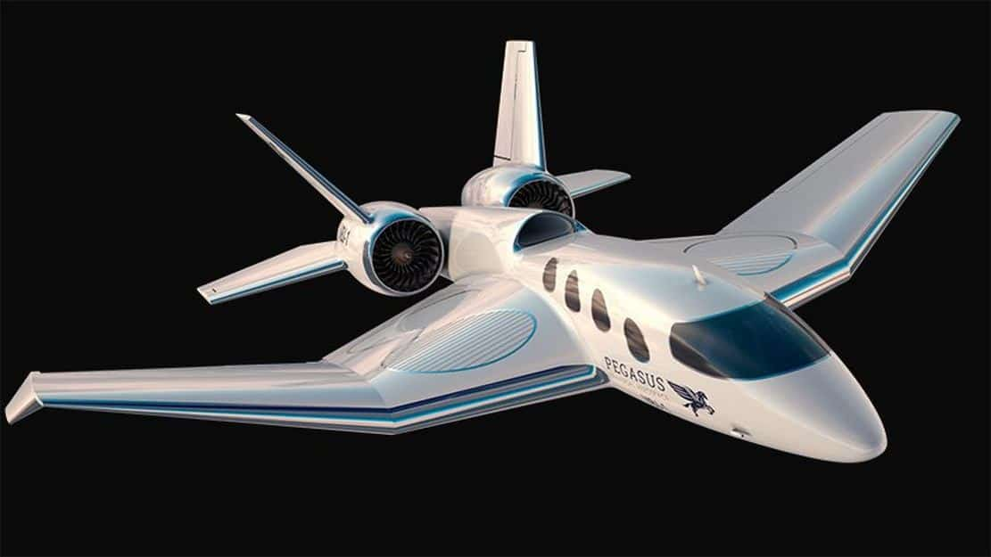 Pegasus Vertical Business Jet 6