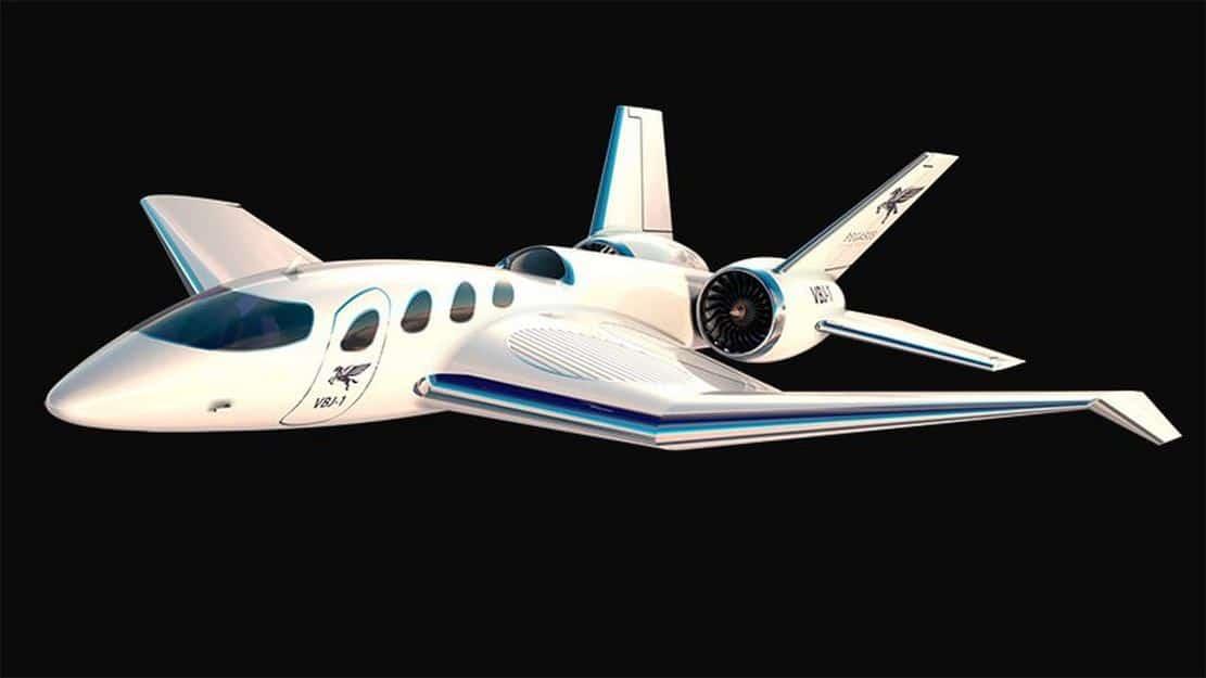 Pegasus Vertical Business Jet 7