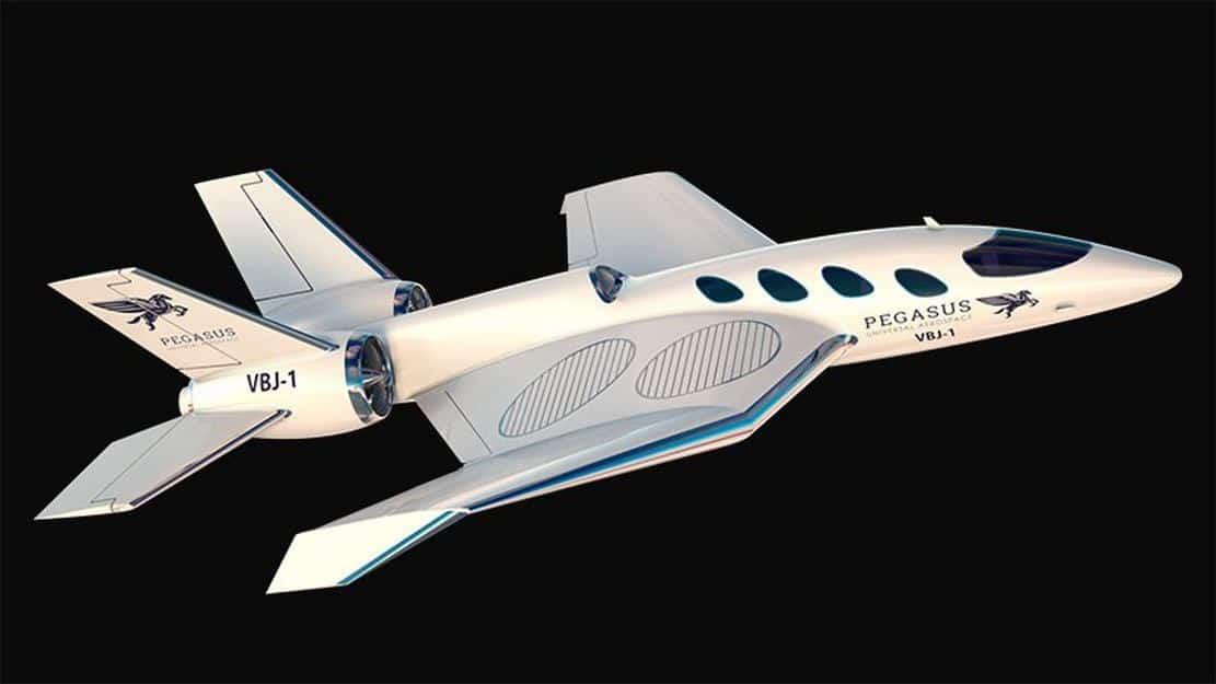 Pegasus Vertical Business Jet 8