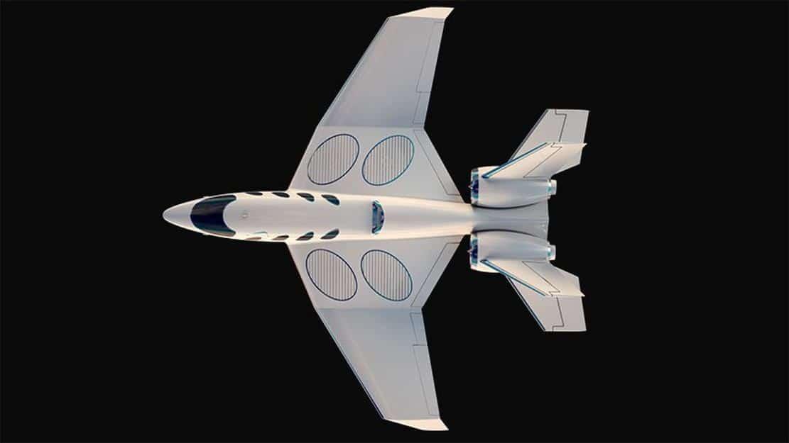 Pegasus Vertical Business Jet 9