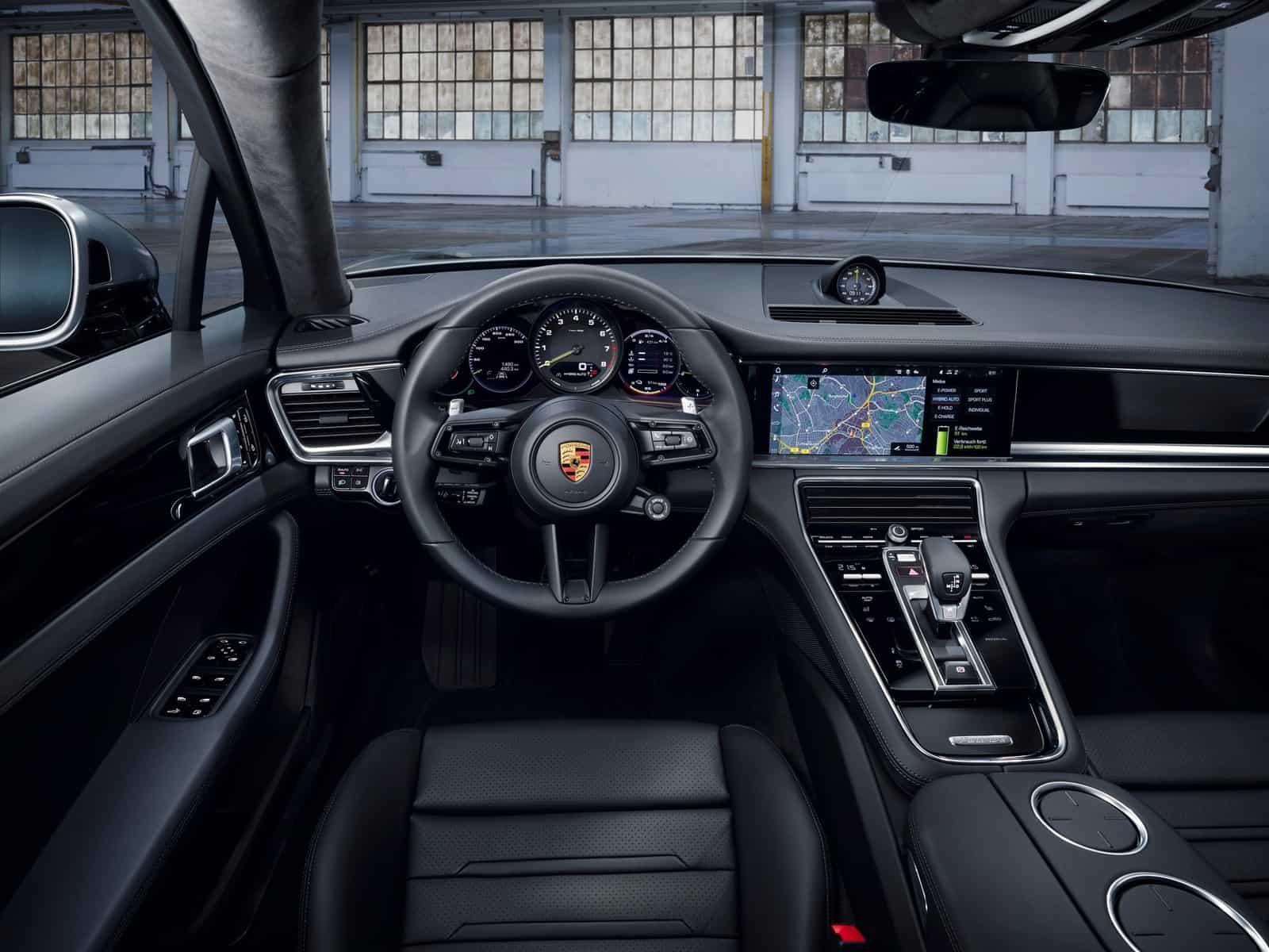 Porsche Panamera Turbo S E-Hybrid 12