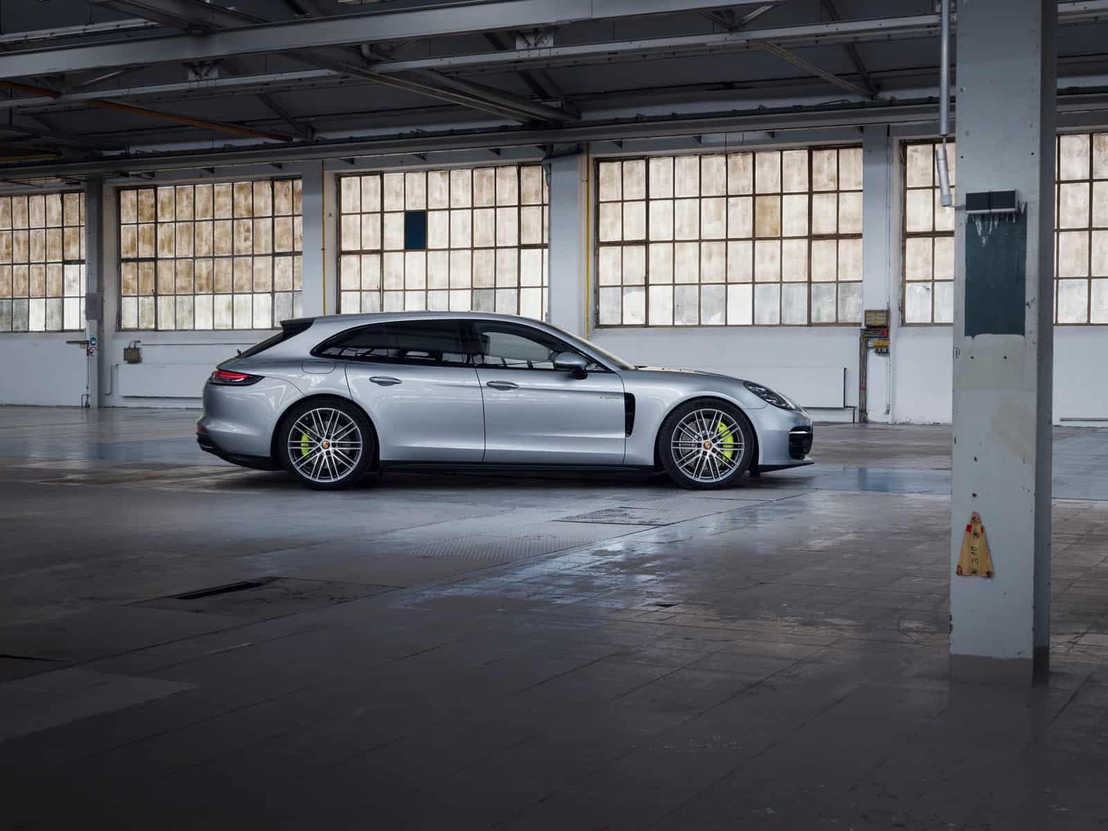 Porsche Panamera Turbo S E-Hybrid 6