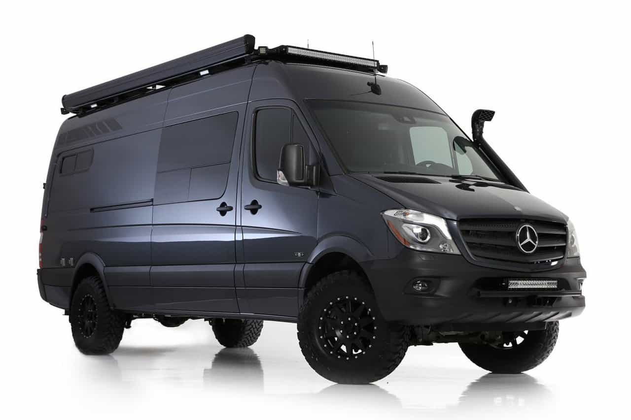 RB Components Sawtooth Touring Van 1