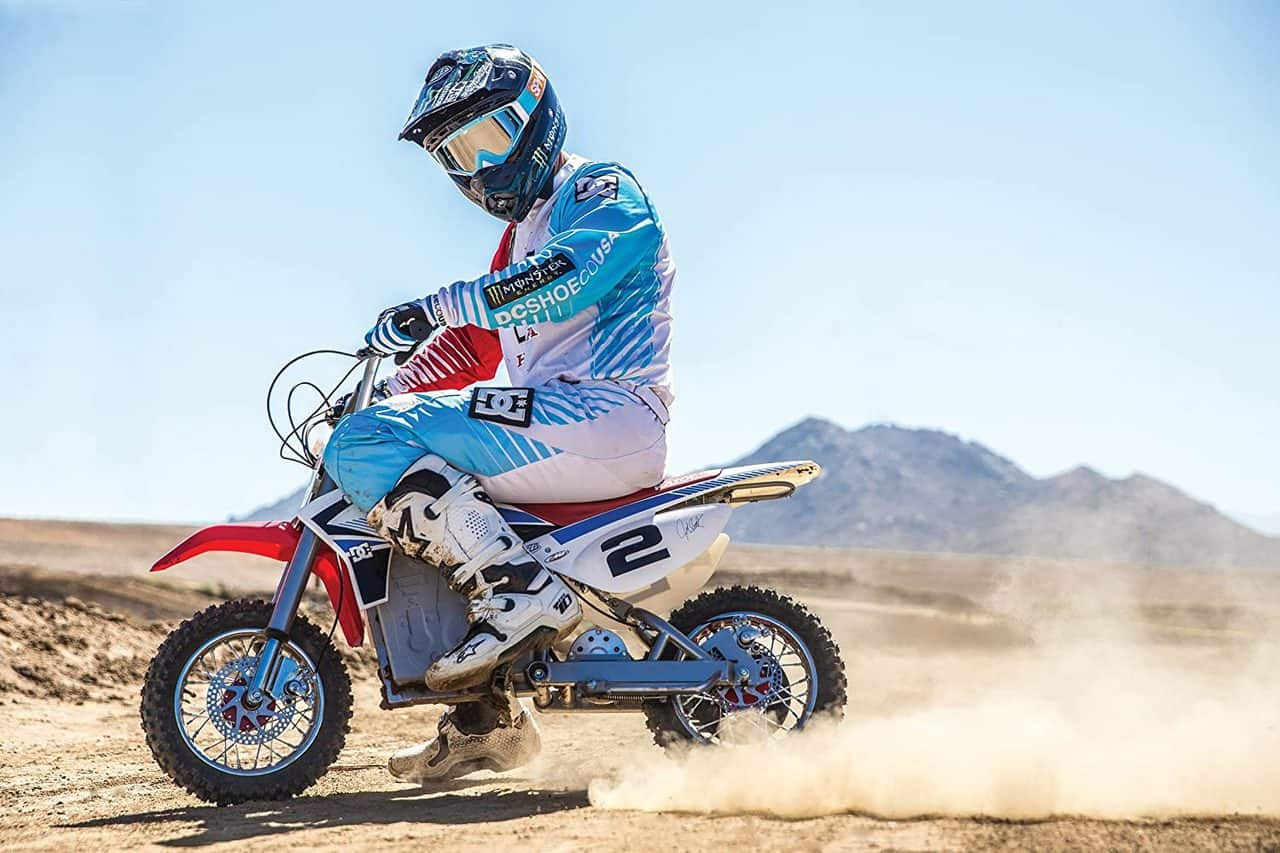Razor Dirt Rocket SX500 McGrath Electric Dirt Bike