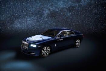 Rolls-Royce Wraith Inspired by Earth 1