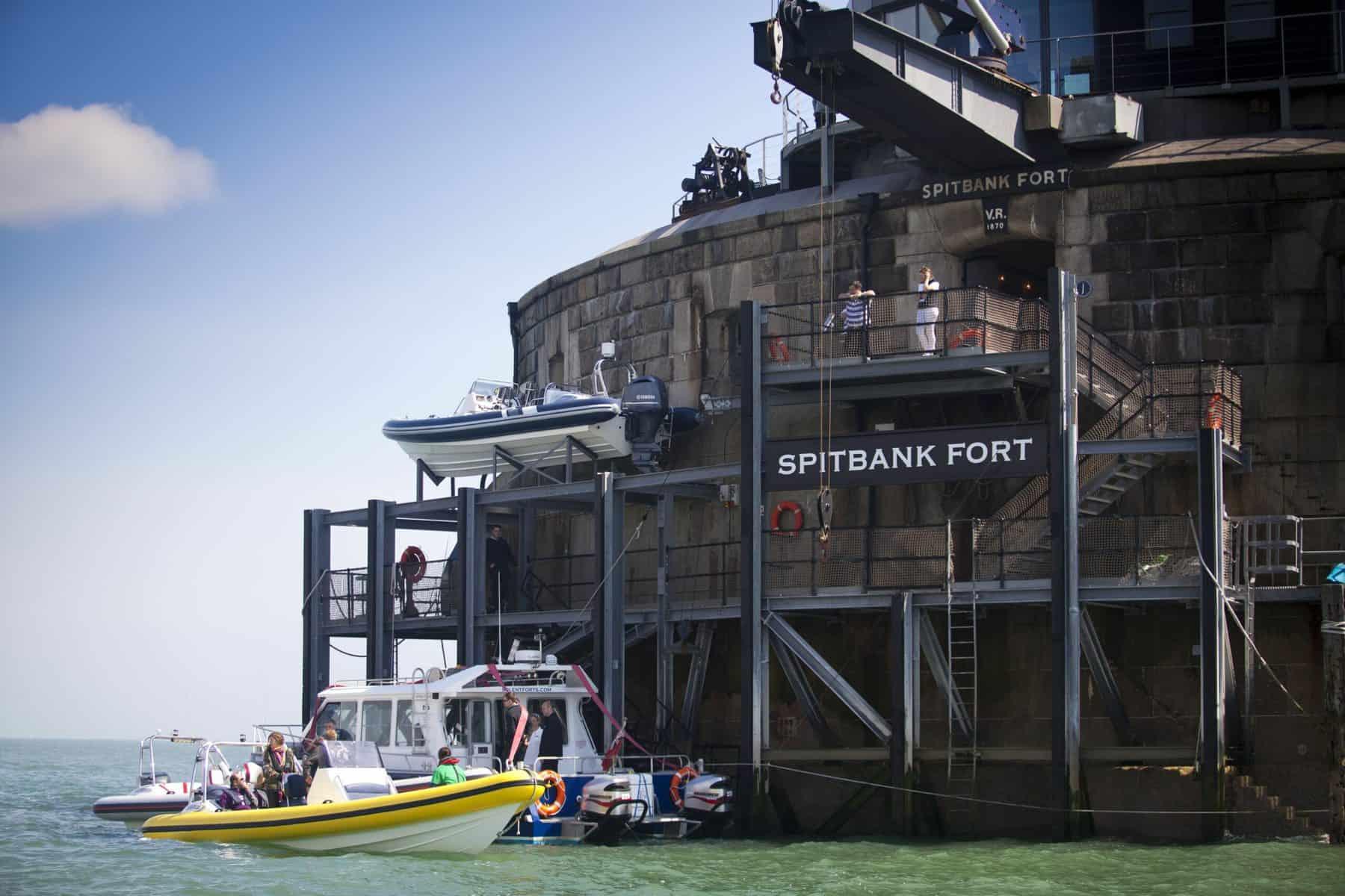 Spitbank Fort 4