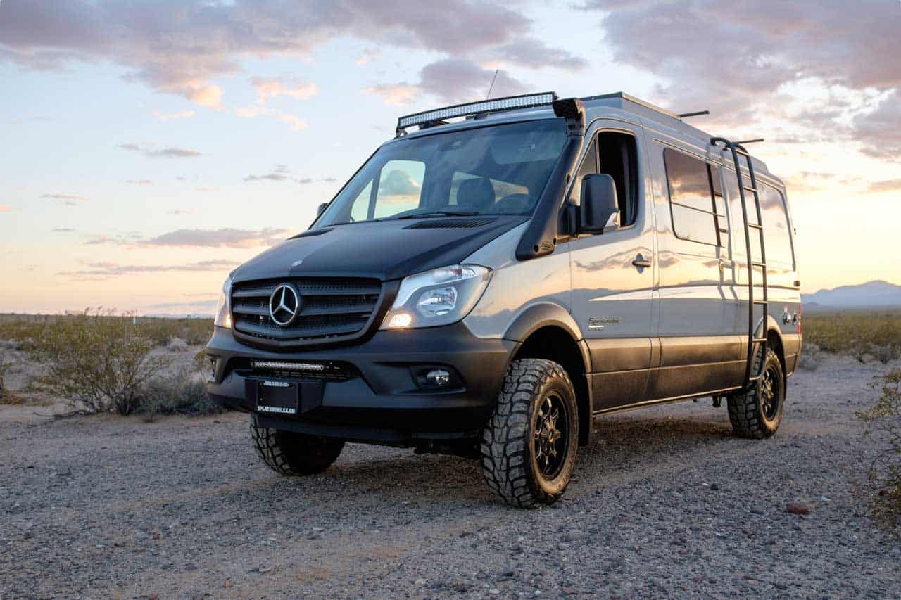 Sportsmobile Mercedes-Benz 4×4 Sprinter 1
