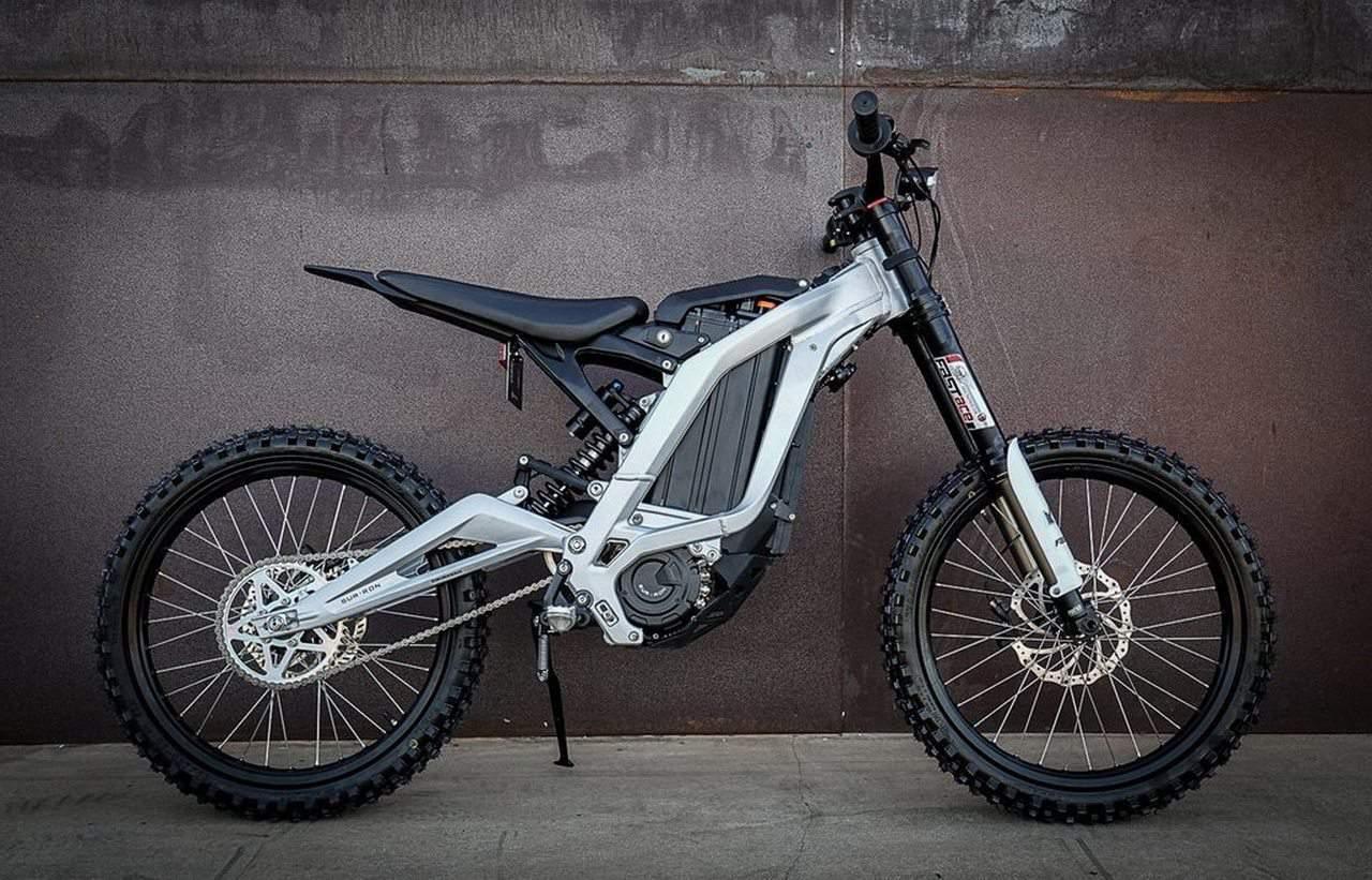 Sur-Ron MX Electric Dirt Bike
