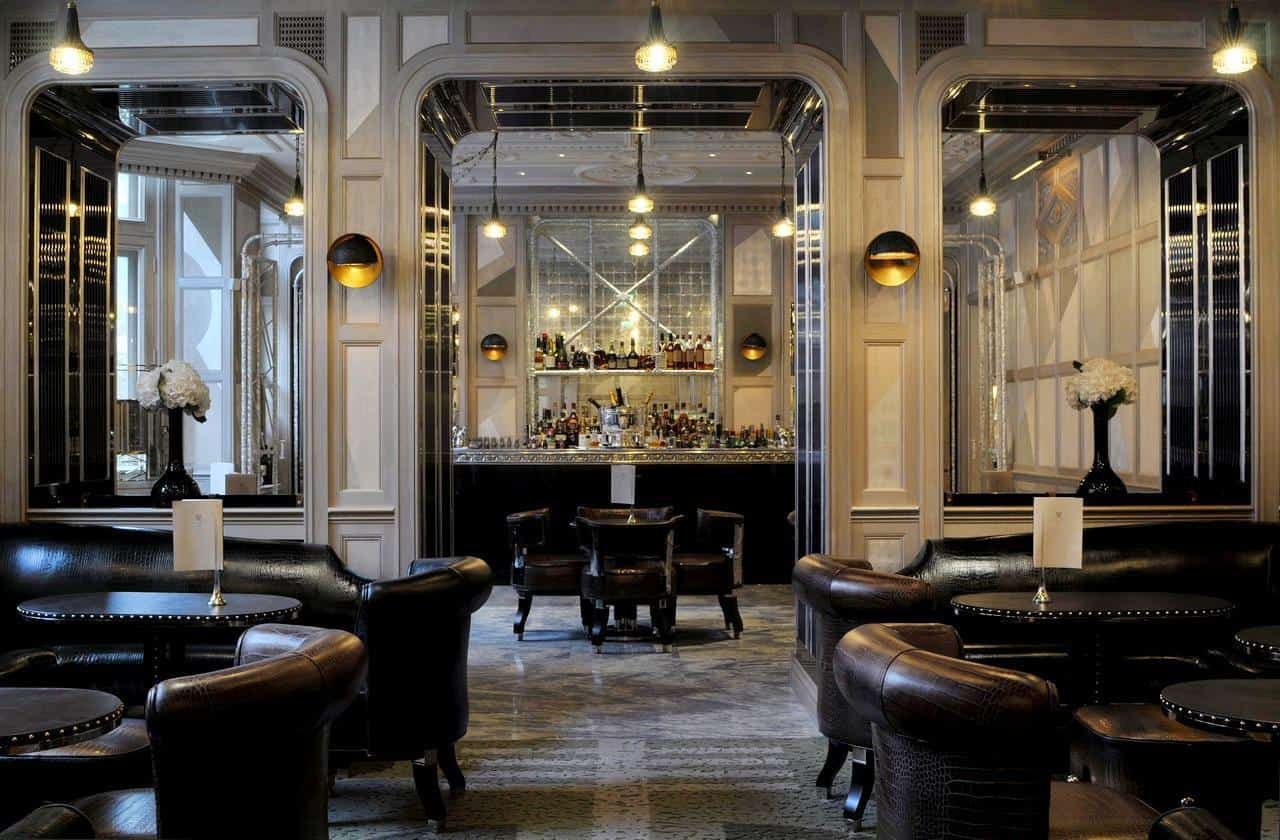 The Connaught Bar 1