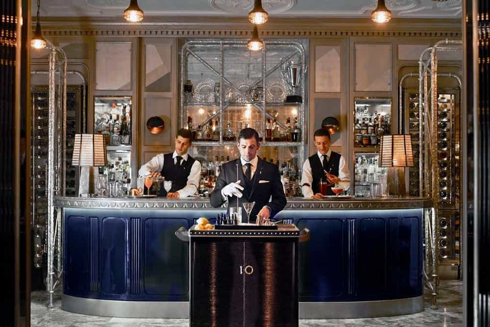 The Connaught Bar 2