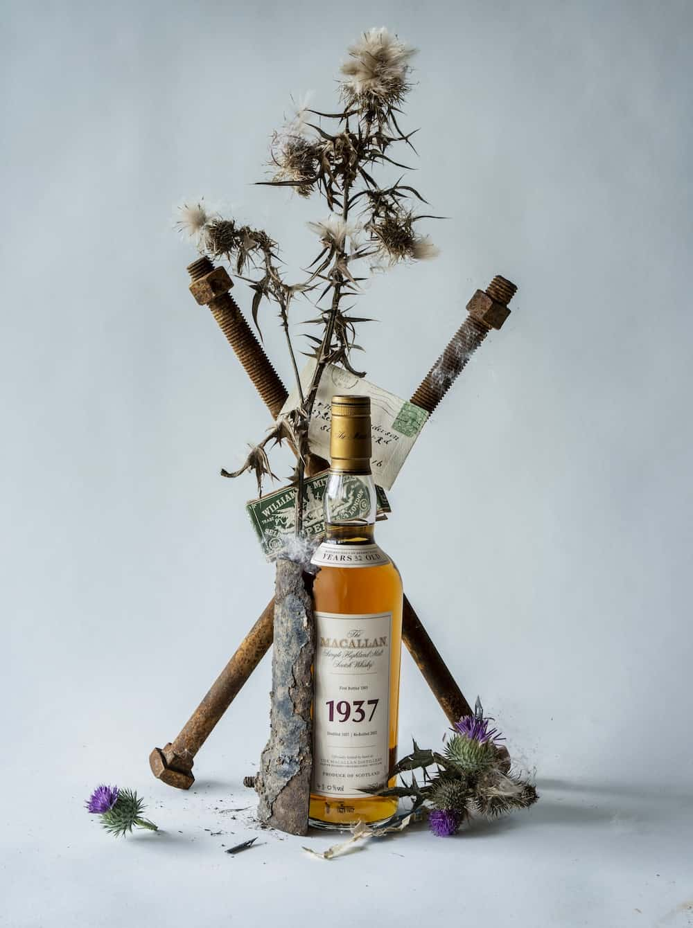 The Macallan Fine & Rare Collection 4