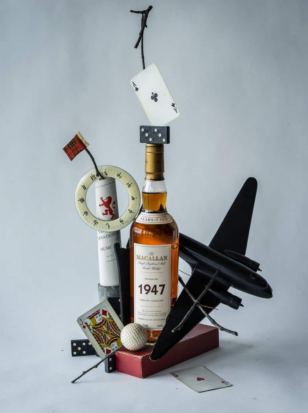The Macallan Fine & Rare Collection 5