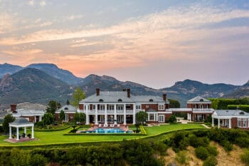 Wayne Gretzky Southern California Mansion 1