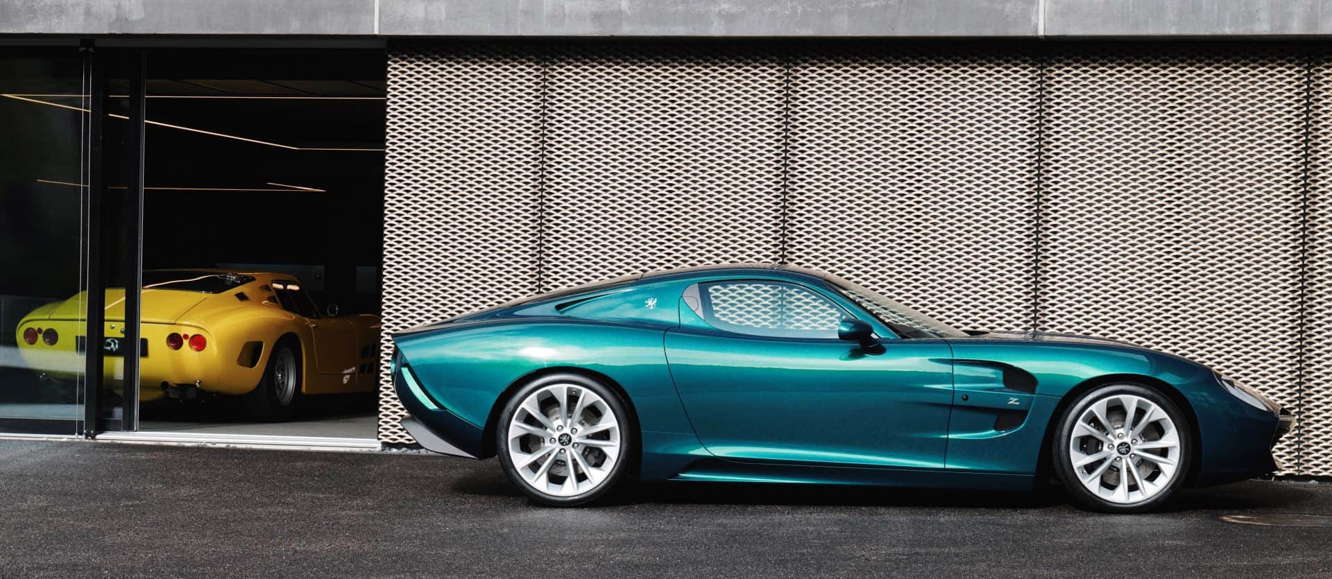 Zagato's First Iso Rivolta GTZ Looks Absolutely Incredible!